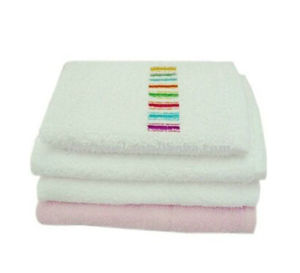 100% Cotton Terry Hand Towel pictures & photos