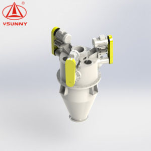 Vsfj Series Turbo Air Classifier with 3 Year Warranty