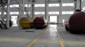 100000L 18bar High Pressure Carbon Steel Storage Tank for LPG, Ammonia, Liquied Gas Appoved by ASME