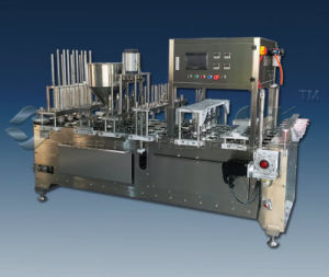 Automatic Cups Filling Machine for Jelly