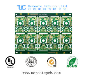 Multilayer Electronic Blind Hole PCB Circuit Board with High Quality pictures & photos
