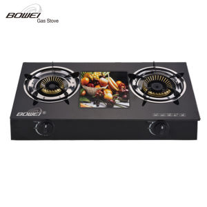 Best Flame Tempered Glass Double Burners Gas Stove Online Price