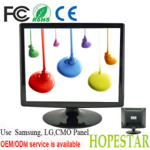 "17"" TFT LCD Monitor with USB HDMI for Computer / Advertising pictures & photos"