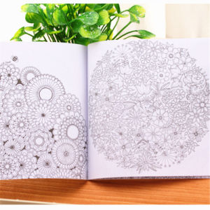 China Custom Coloring Book Printing with Colourful Pencils ...