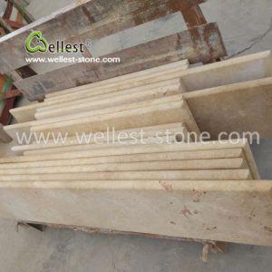 China Travertine Step, Travertine Step Manufacturers, Suppliers |  Made In China.com
