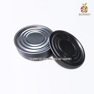 Tinplate Lid 401 (99mm) Clear Outside Bottom End for Food Can Packing