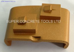 High Performance PCD Scrapers for Concrete Polishing Tools