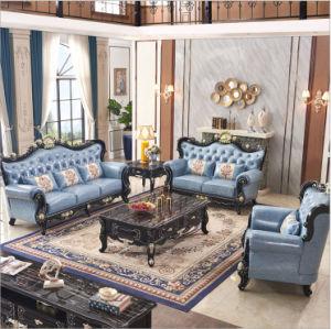Furniture Leather Sofa E119