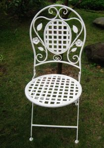 Peachy China Import Cheap Antique White Round Folding Outdoor And Indoor Chair Ncnpc Chair Design For Home Ncnpcorg
