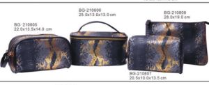 High Quality Vintage Design Cosmetic Bag
