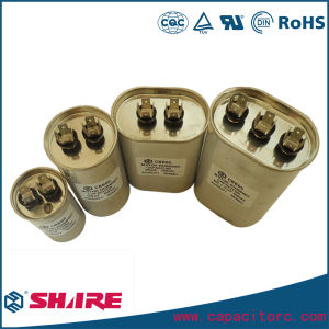 Cbb65 450V Motor Starting Air Conditioner Sh Capacitor pictures & photos