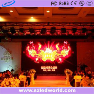 LED Display Board Price India P6 Indoor Fixed Full Color pictures & photos