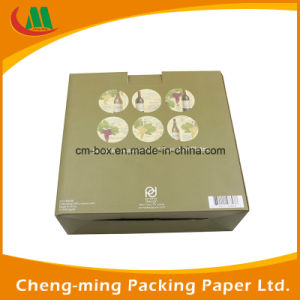 Customized Storage Paper Packing Paper Box for Plate