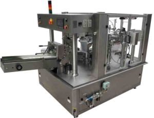 Pre-Made Pouch Packing Machine