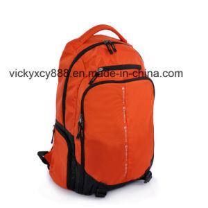 Waterproof Nylon Outdoor Travel Sports Leisure Hiking Backpack Bag (CY3705) pictures & photos