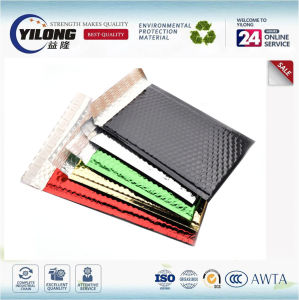 Best Colored Mentallic Film Bubble Envelopes for Sale