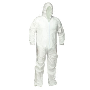Disposable Microporous Coverall Protective Clothing of High Quality pictures & photos