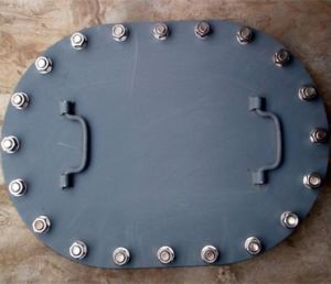ABS CCS Marine Hatch Cover, Marine Watertight Hatch Covers with Good Quality