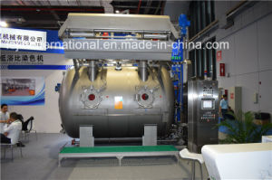 Bsn-OE-2P Ultra-Low Liquor Ratio Ecological Knit Dyeing Machine/ 500kg Capacity pictures & photos