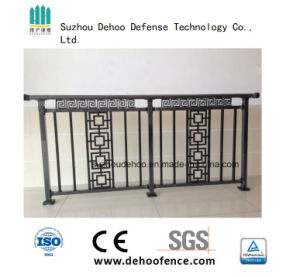 Ce/SGS Galvanized Steel Fence for Barrier, Garden and Wall Defence pictures & photos