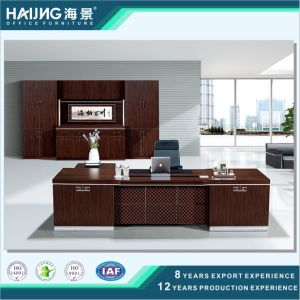 Modern Wooden Office Furniture Desk for Sale, Office Executive or CEO Table