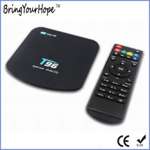 T96 Rk3229 Quad Core 64-Bit CPU Android TV Box (XH-AT-037) pictures & photos