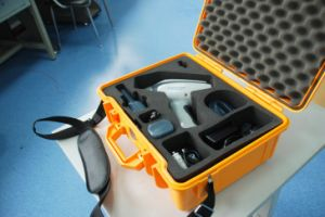 Hand Held Xrf Alloy Analyzer pictures & photos