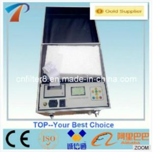 Portable Transformer Oil Analysis Instrument (IIJ-II-100) pictures & photos