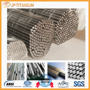 Dia 4.0 5.0 6.0 8.0 F136 High Quality Titanium Rods for Medical Implants pictures & photos