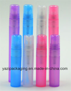 5ml 10ml Plastic Perfume Pen Sprayer Bottle Atomizer pictures & photos