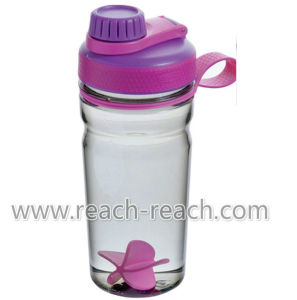 Protein Plastic Blender Shaker Bottle (R-S070) pictures & photos