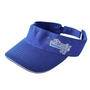 Cheap Promotional Visor Cap (JRV060) pictures & photos