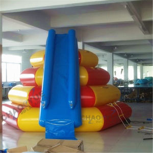 5m Climbing Wall Inflatable Water Toy for Water Sport Game pictures & photos