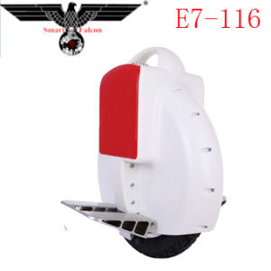 E7-116 Single Wheel Electric Motorcycle/One Wheel Electric Scooter pictures & photos