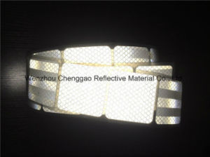 Micro Prism White Retro Reflective Tape pictures & photos
