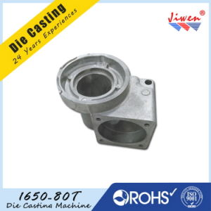 Zhongshan Supplier Aluminum Die Casting Auto Parts for Auto Exhaust