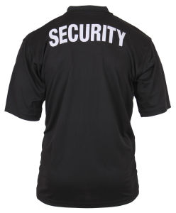 OEM Cotton High Quality Work Security Guard Polo Shirt pictures & photos