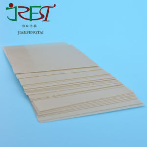 Low Dielectric Constant Aln Ceramic Substrate / Aluminum Nitride Ceramic Plate pictures & photos