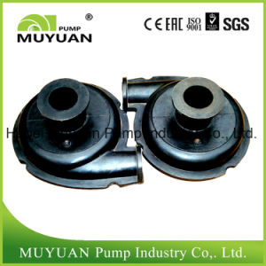 Wear Resistant Acid Resistant Natural Rubber Elastomer Slurry Pump Part Impeller pictures & photos