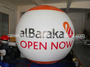 Outdoor Flying Advertising World Cup Inflatable Logo Sphere Balloon pictures & photos
