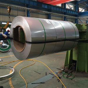 1%Cu 1%Ni 2b Finish 201 Stainless Steel Coil Slit Edge pictures & photos