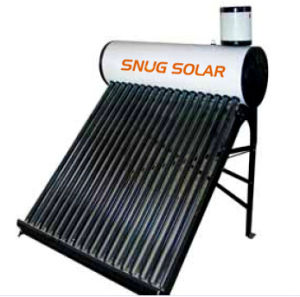 Hot Water Solar Heater with Ce Certificate pictures & photos