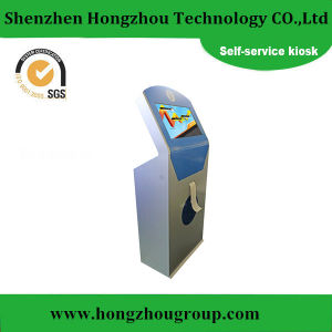 Customized Functional Payment Self Service Kiosk in Payment Kiosks pictures & photos