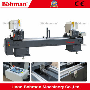 Double Head Cutting Machine for Aluminum pictures & photos