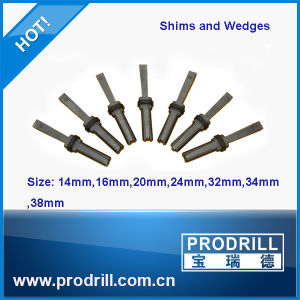 Wedge and Shims or Hand Splitter pictures & photos