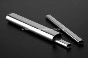 Industry Stainless Steel Welded Oval Pipe