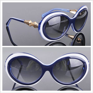 Acetate Women Sunglasses (5282) pictures & photos