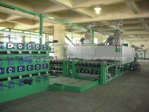 Horizontal Type Energy Saving Enamelling Machine (TLQ3/1-12+12/ 7+1)