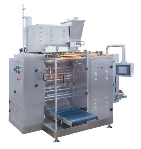 Pharmaceutical Powder Four Side Sealing Filling Machine pictures & photos