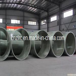 China Filament Winding FRP Mortar Pipe High Quality pictures & photos